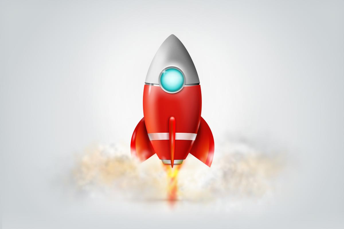 PNG HD Of Rockets - 123678