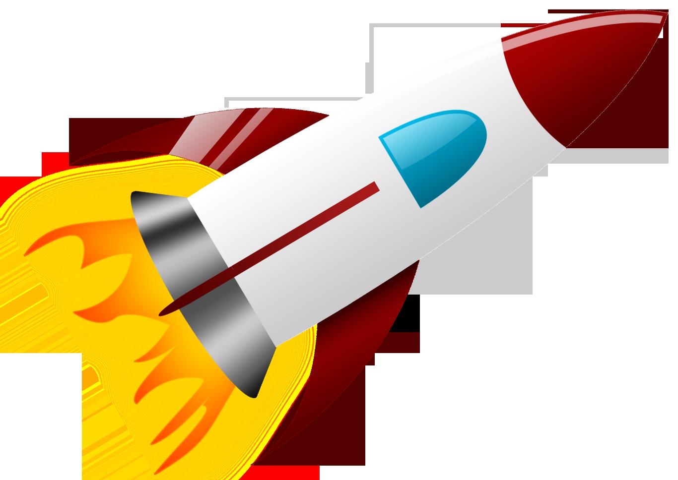 PNG HD Of Rockets - 123669