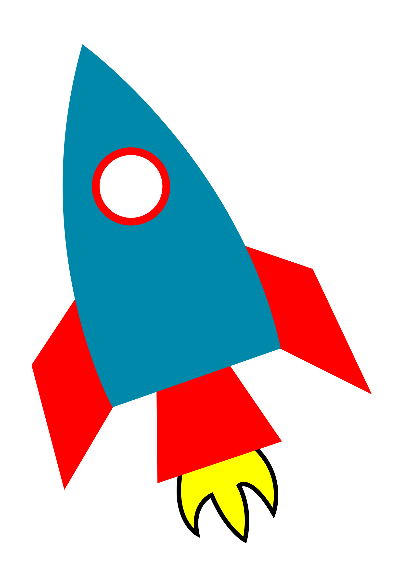 Space Rocket Clipart Widescreen 2 HD Wallpapers - PNG HD Of Rockets