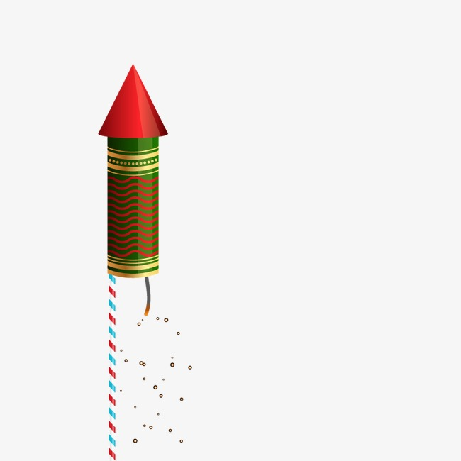 Vector firecrackers, Hd, Vector, Rockets Free PNG and Vector - PNG HD Of Rockets