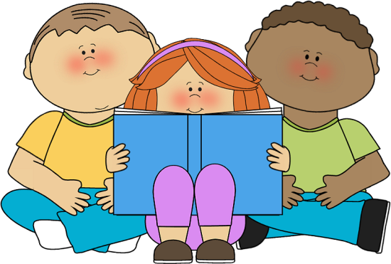 Pictures Of Students Reading | Free Download Clip Art | Free Clip with Students  Reading Together - PNG HD Of Students Reading