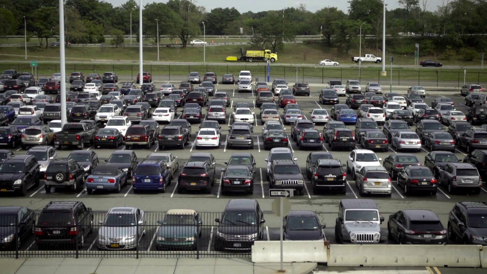 PNG HD Parking Lot