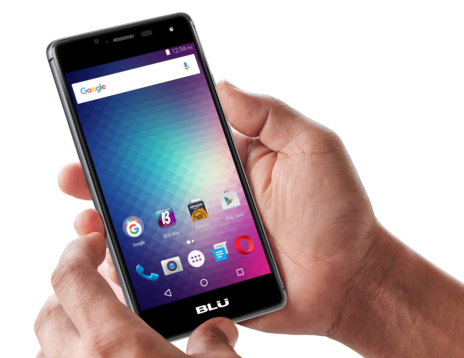 BLU Products, one of the fastest growing mobile phone manufacturers in the  world announced the BLU R1 HD as the newest addition to the BLU Smartphone  lineup PlusPng.com  - PNG HD Phone