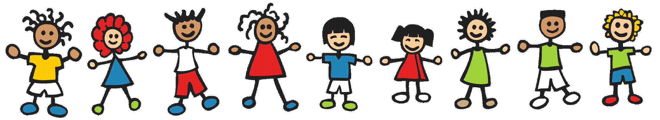 Children Helping Each Other Clipart Background 1 HD Wallpapers - PNG HD Pictures Of Children