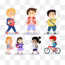 PNG HD Pictures Of Children - 124119