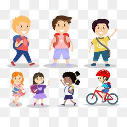 Free HD cartoon children creative deduction, Cartoon Children, Parenting,  Cartoon PNG Image - PNG HD Pictures Of Children