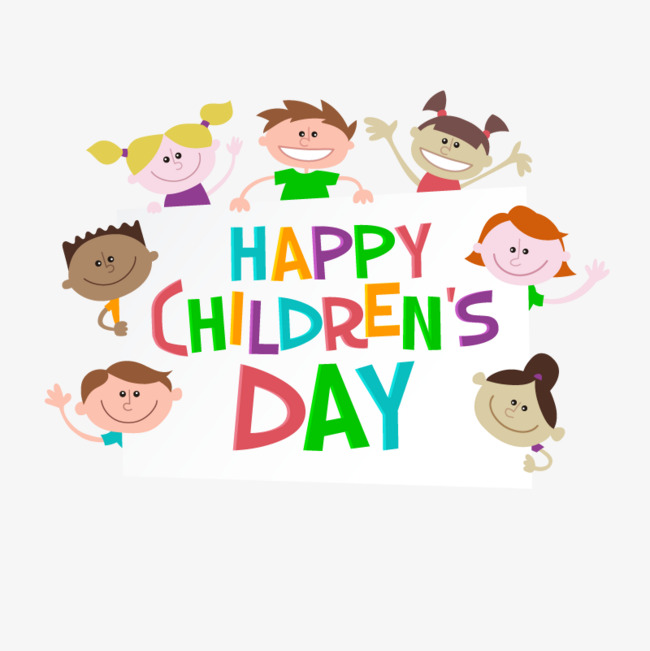 Vector Childrenu0027s Day, PNG Image, Vector Material, HD Photo Free PNG and  Vector - PNG HD Pictures Of Children