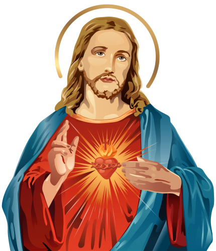PNG HD Pictures Of Jesus - 146837