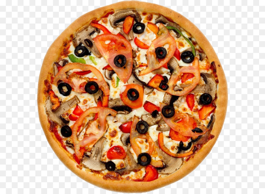 Sushi pizza Take-out Fast food Submarine sandwich - Pizza PNG image - PNG HD Pizza