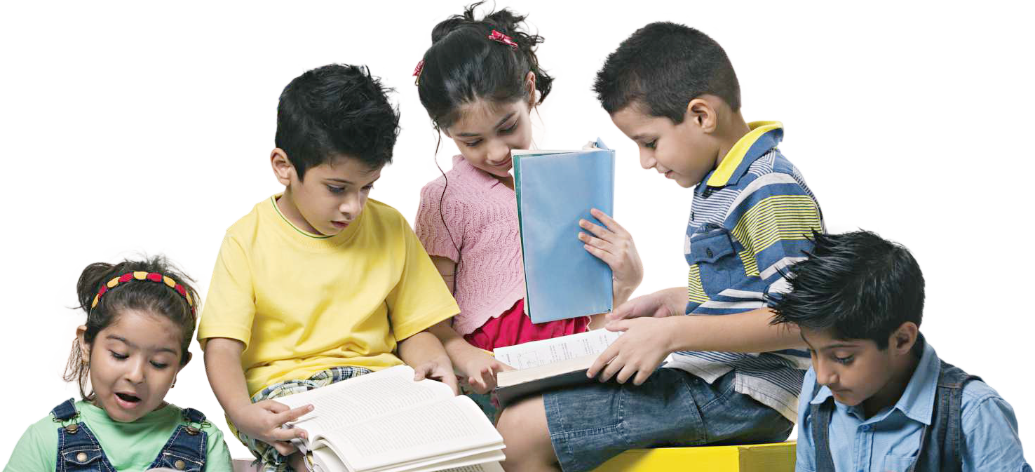 PNG HD Student Reading - 147295