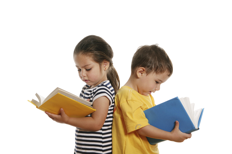 PNG HD Student Reading - 147274