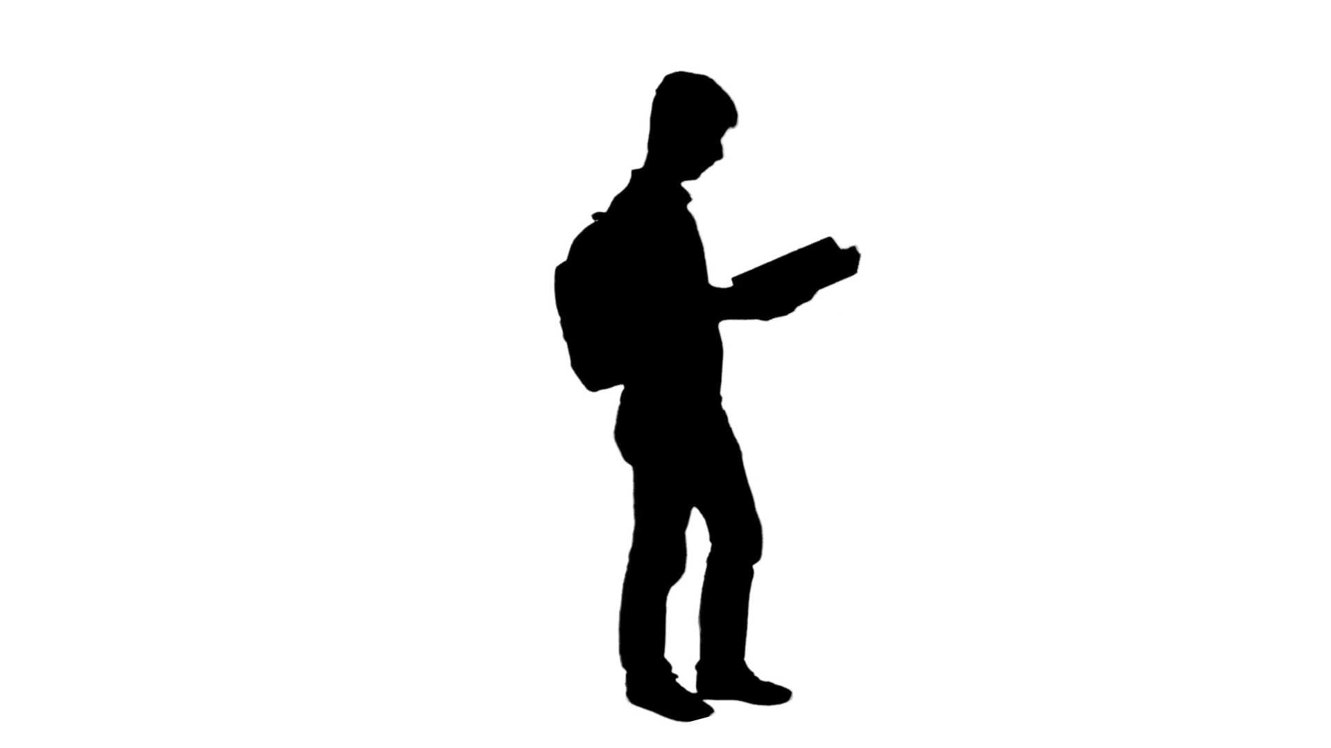 PNG HD Student Reading - 147294