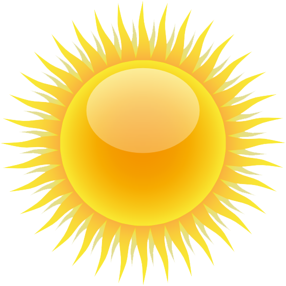 PNG HD Sun With Sunglasses - 152724