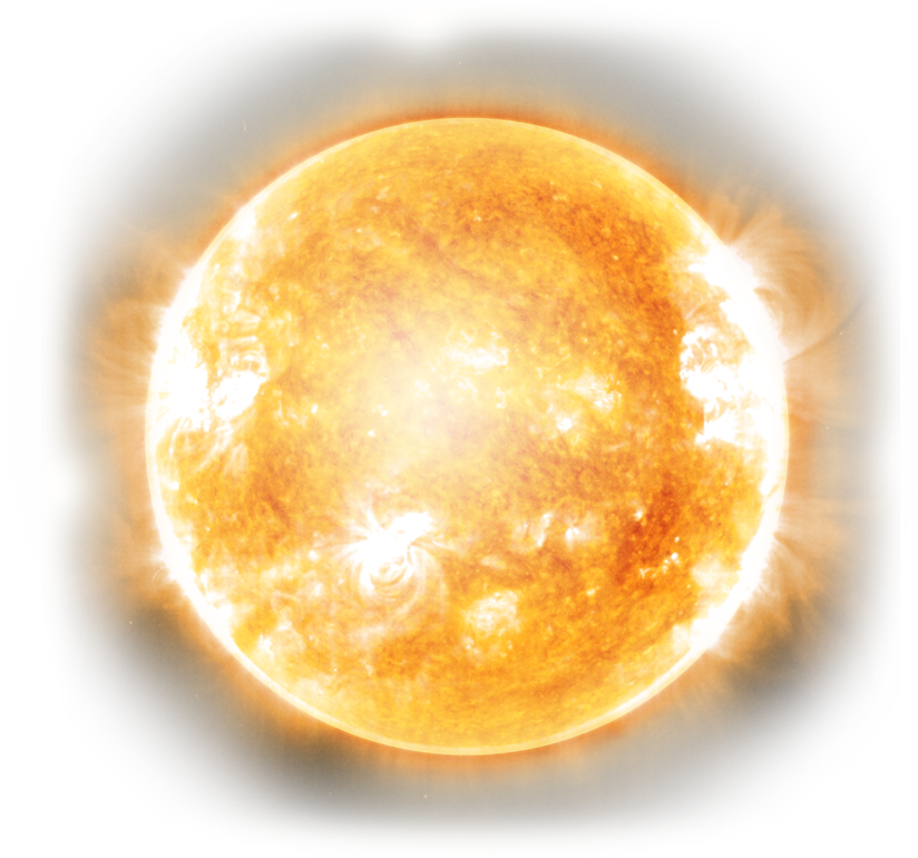 PNG HD Sun With Sunglasses - 152716