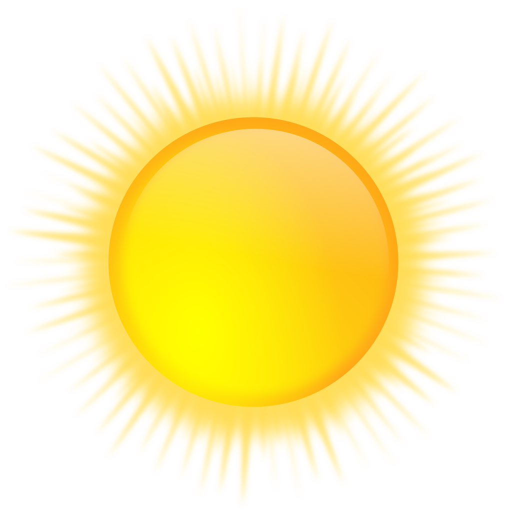 PNG HD Sun With Sunglasses - 152725