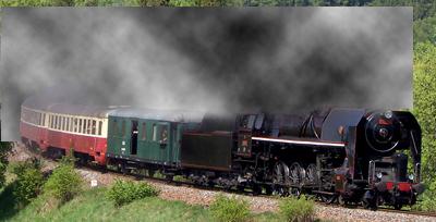 PNG HD Train - 123429
