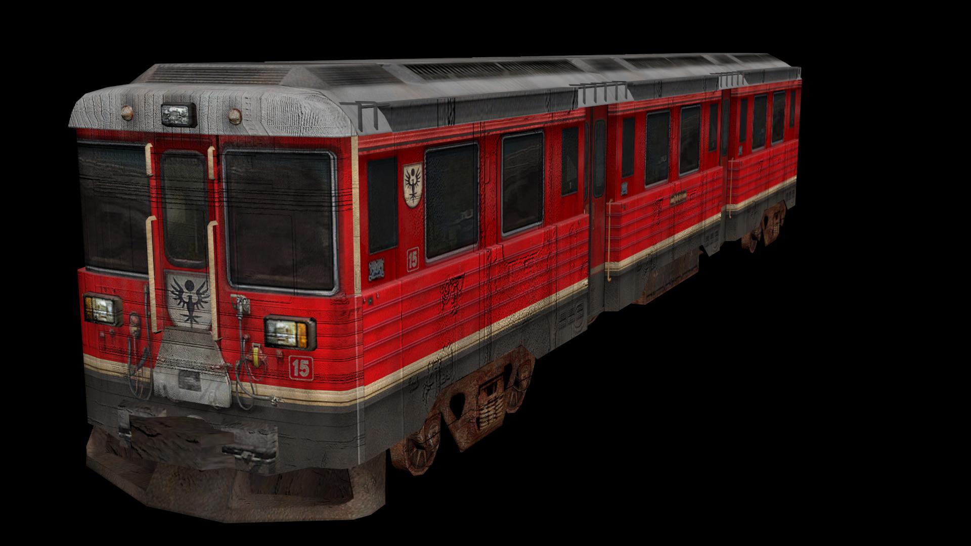PNG HD Train - 123417
