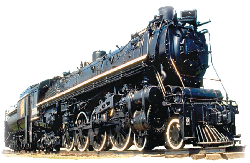 PNG HD Train - 123416