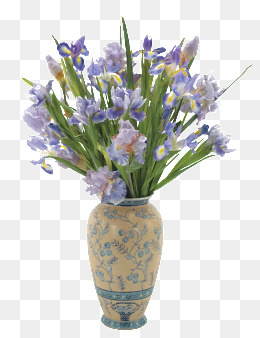 Flowers, Dried Flowers, Vase, Flowers PNG Image And Clipart - PNG HD Vase Of Flowers