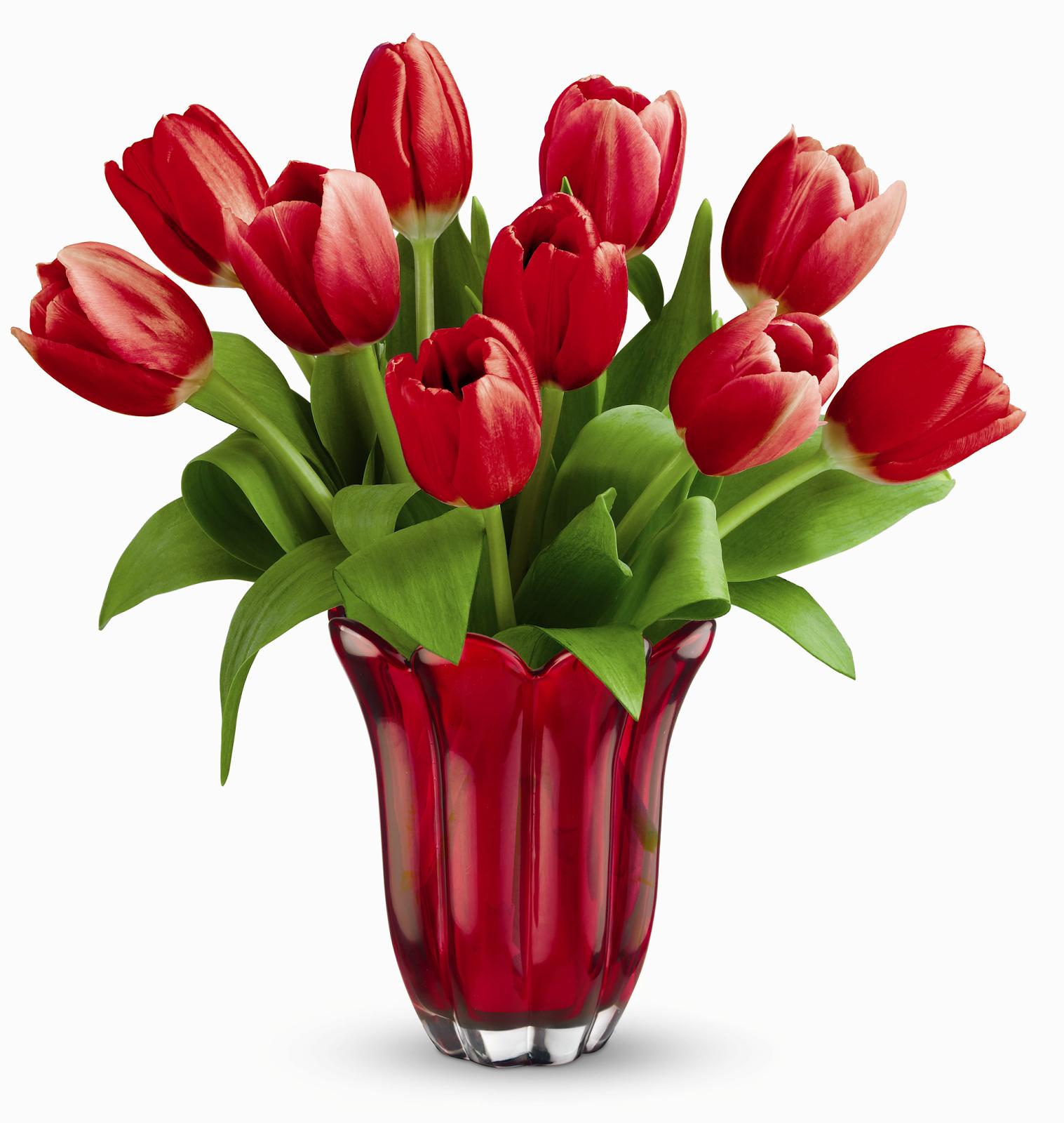 PNG HD Vase Of Flowers - 147196