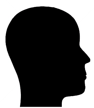 File:Head silhouette.png - PNG Head