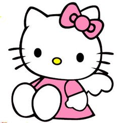 PNG Hello Kitty-PlusPNG.com-236 - PNG Hello Kitty