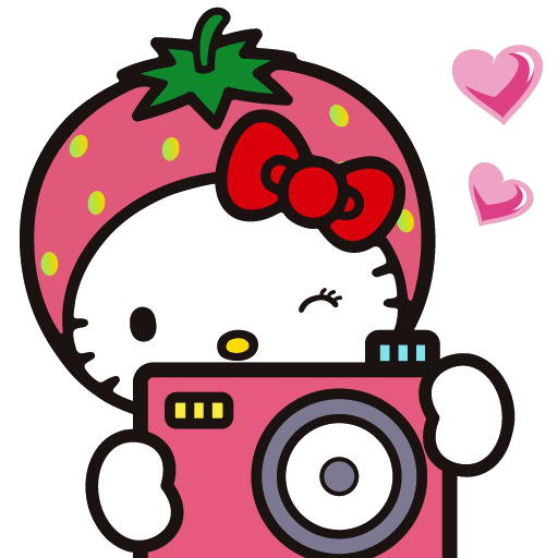Hello Kitty PNG by SNSDMiho22 PlusPng.com  - PNG Hello Kitty