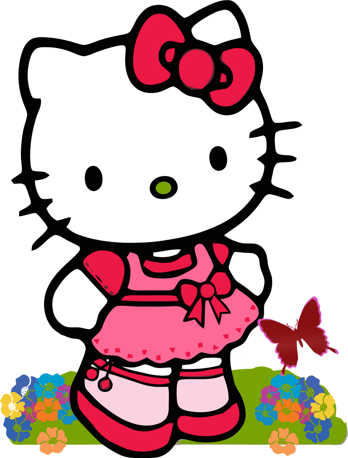Sanrio Characters Hello Kitty