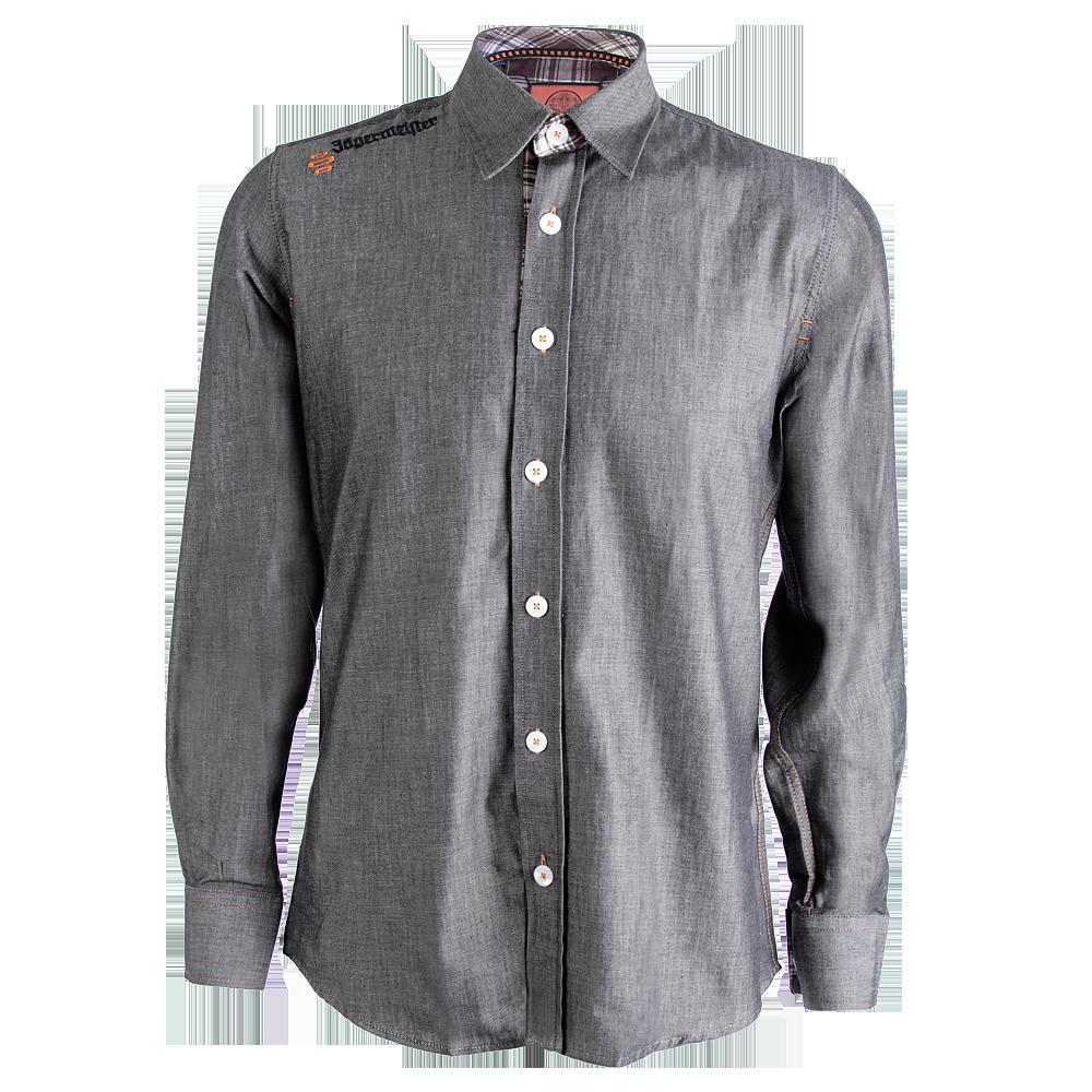 Herren-Hemd Jeansoptik - PNG Hemd