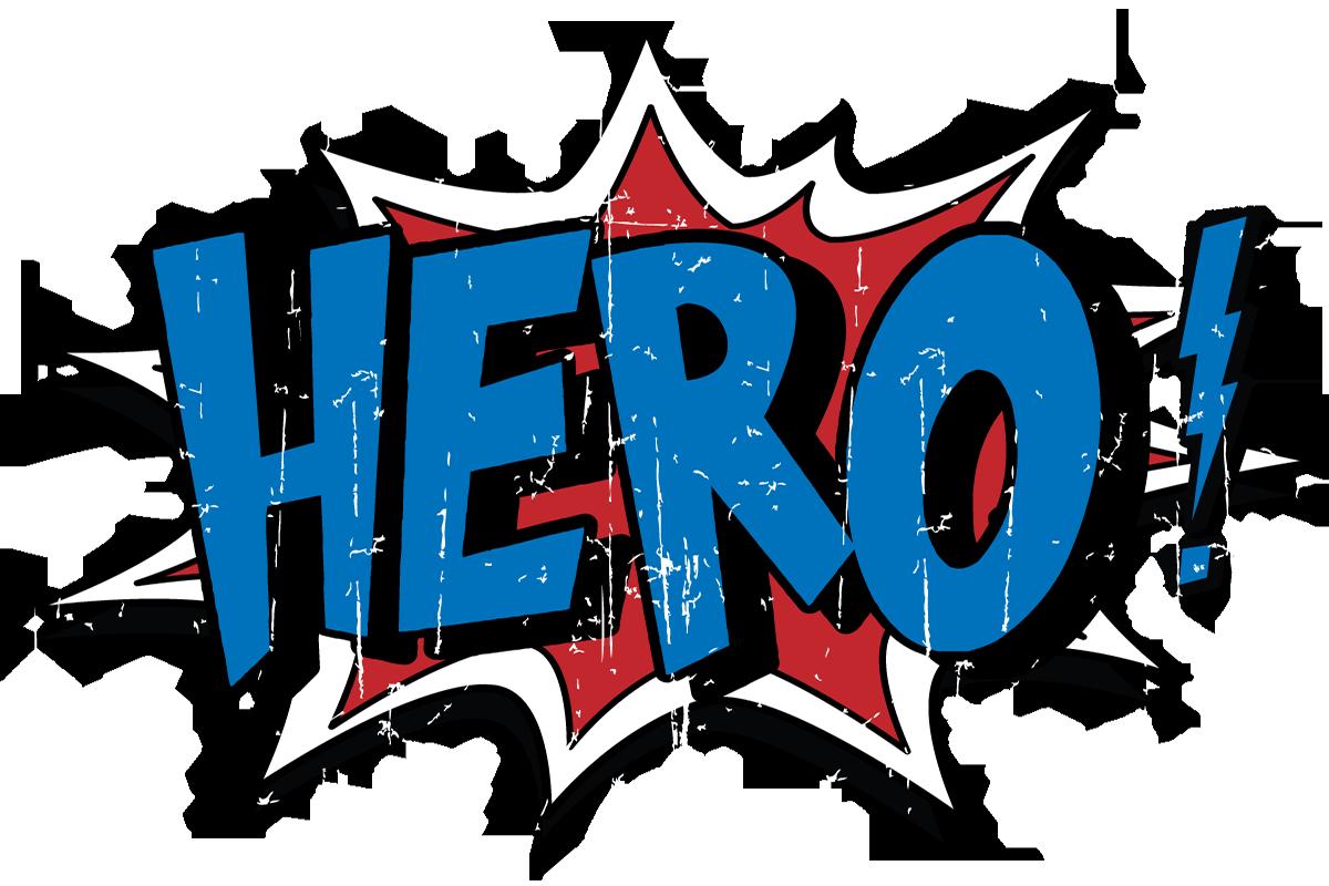 hero-cartoon - PNG Hero