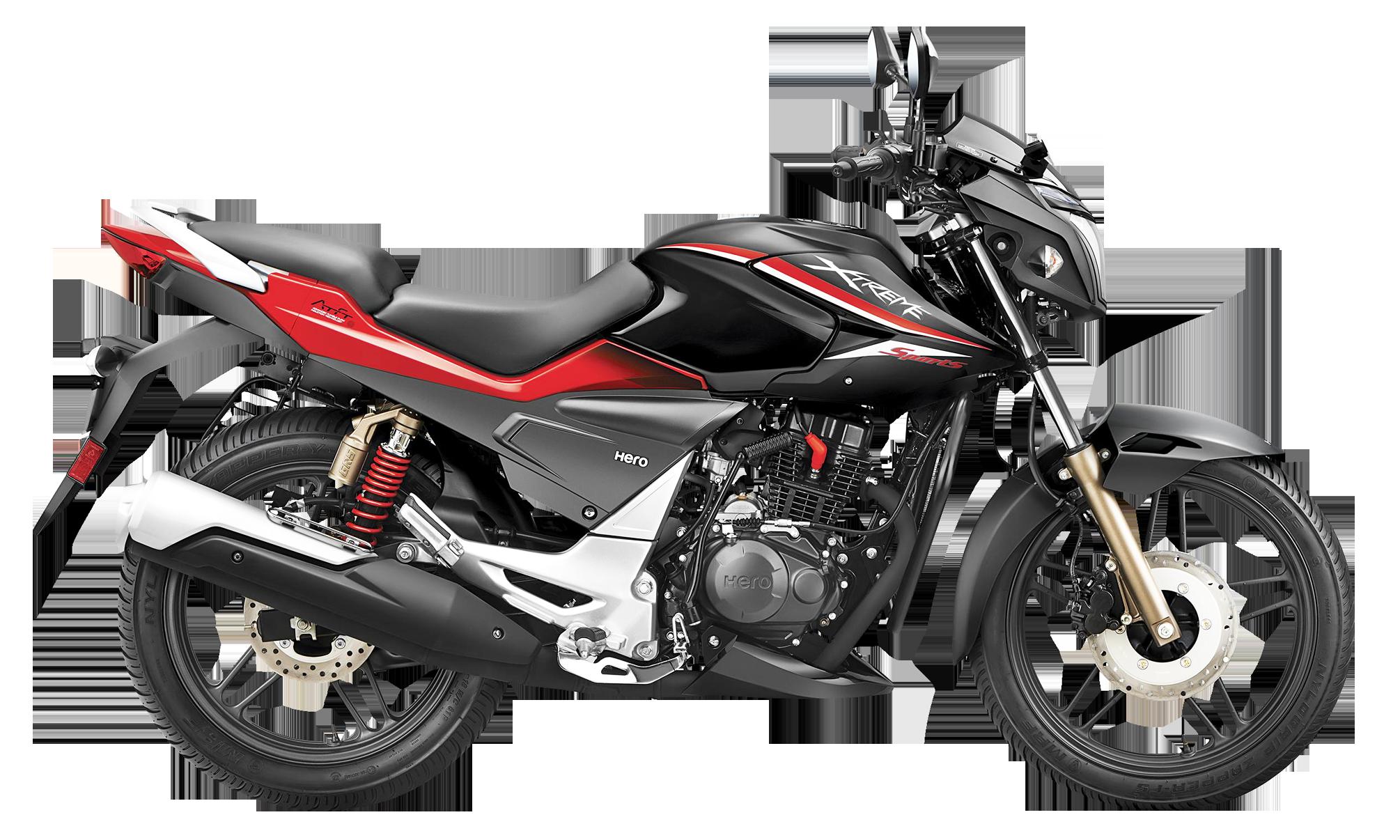 Hero Xtreme Sports Motorcycle Bike PNG Image - PNG Hero