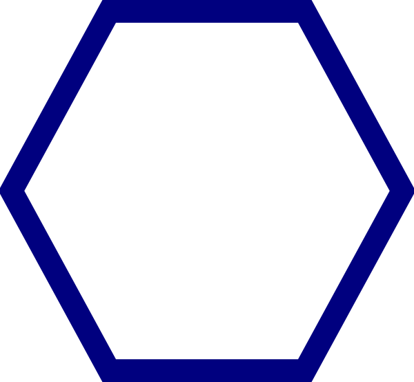 PNG Hexagon Shape - 53352