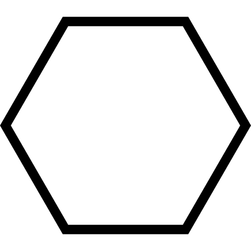 PNG Hexagon Shape - 53343