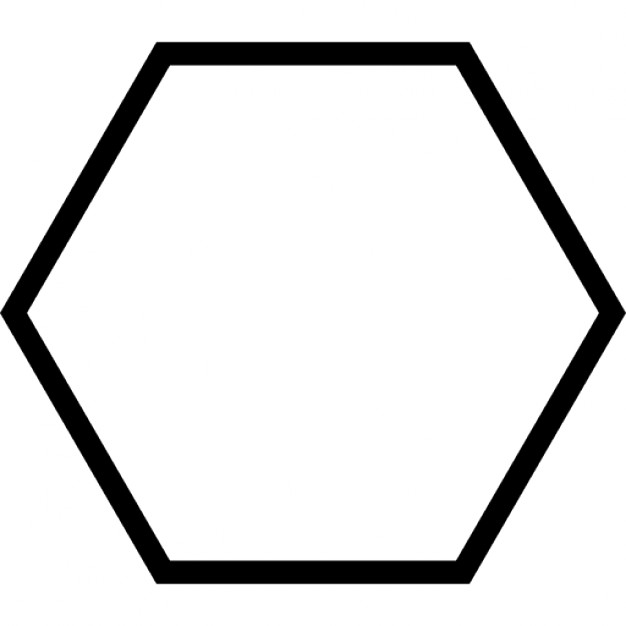 PNG Hexagon Shape - 53351