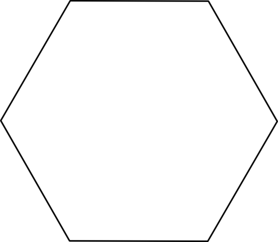 PNG Hexagon Shape - 53345