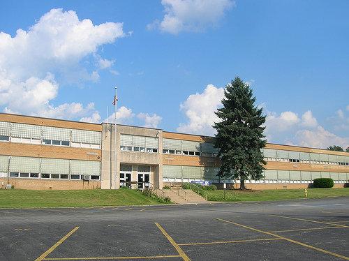 PNG High School Building - 65730