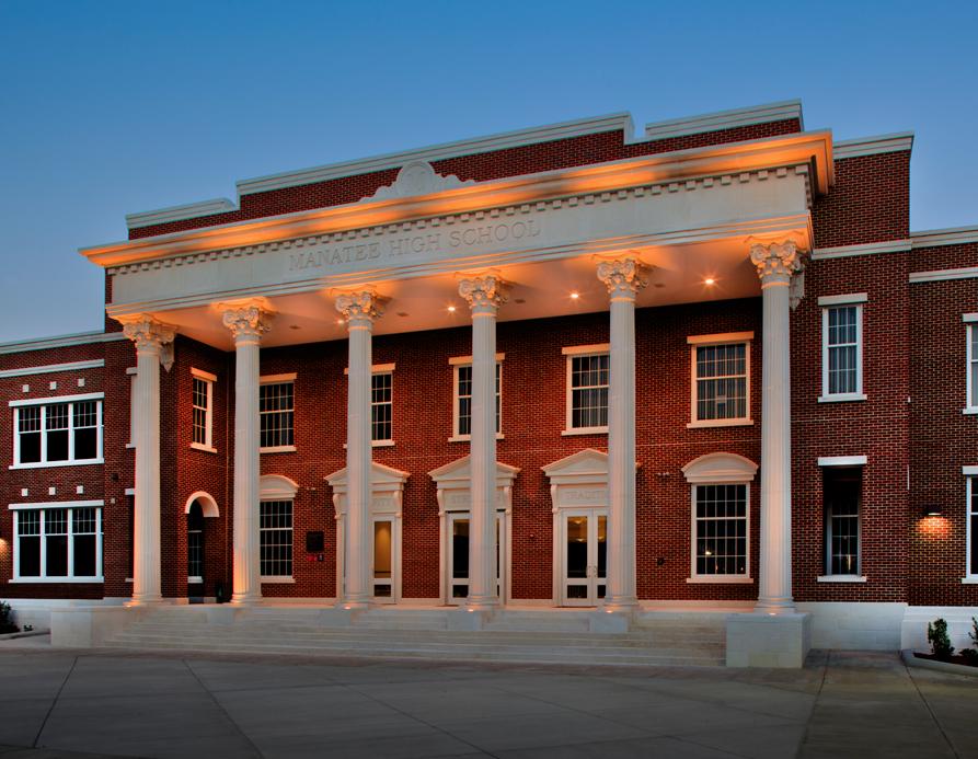 PNG High School Building - 65726