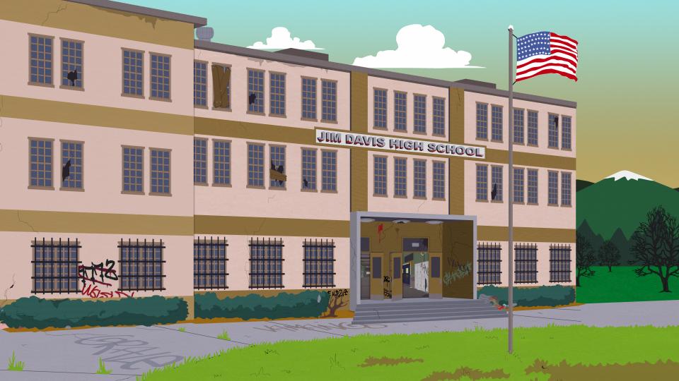 PNG High School Building - 65725