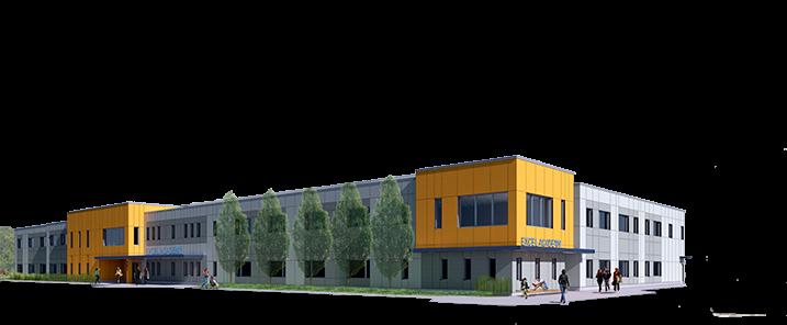 PNG High School Building - 65724
