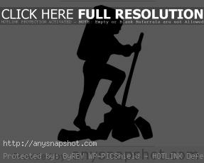Hiker clip art vector graphic - PNG Hiker Free