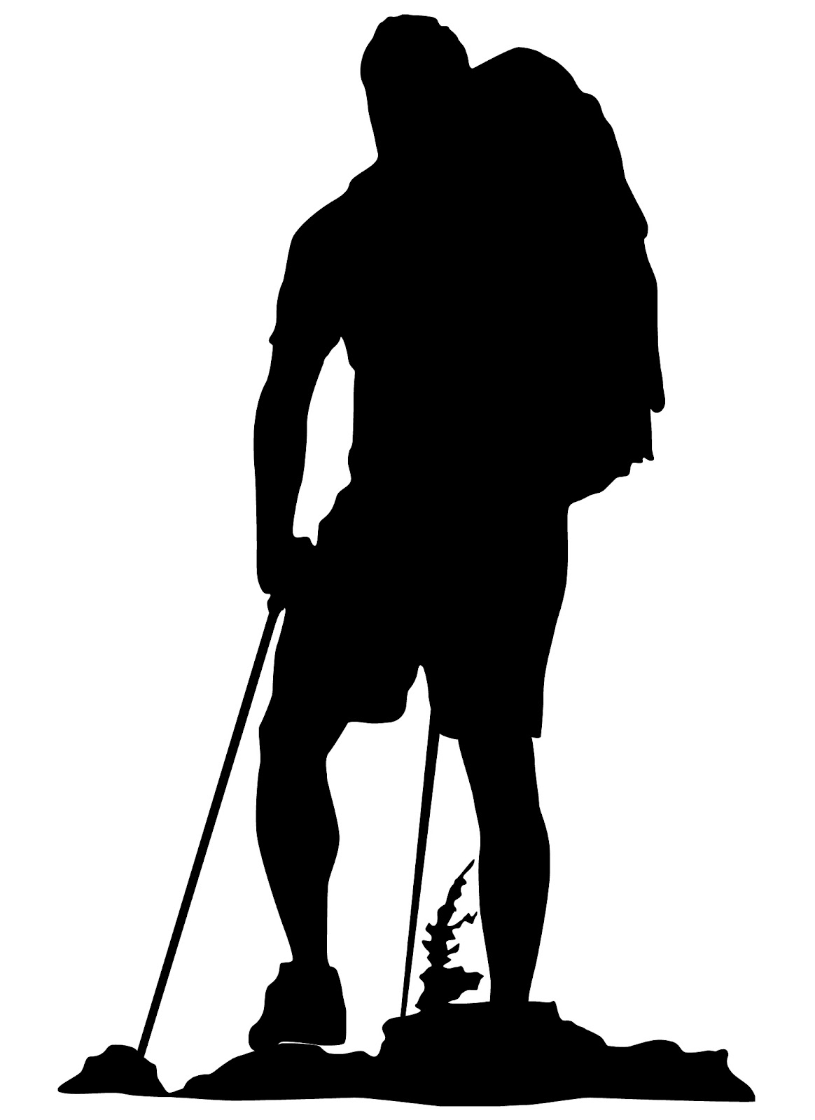 Hiker pictures boy scout hiking clip art image - PNG Hiker Free