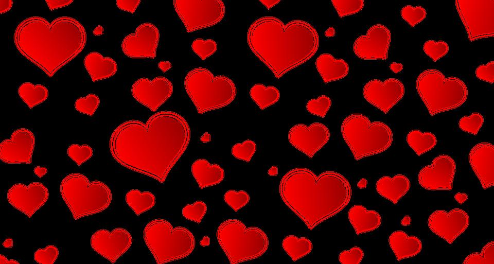 Tekstur, Hjerter, Ferie, Hjerte, Sømløs, Bryllup - PNG Hjerter Bryllup