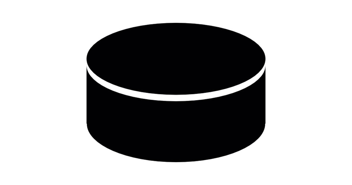 PNG Hockey Puck-PlusPNG.com-1200 - PNG Hockey Puck
