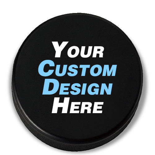 Custom Hockey Puck - Design Your Own - PNG Hockey Puck
