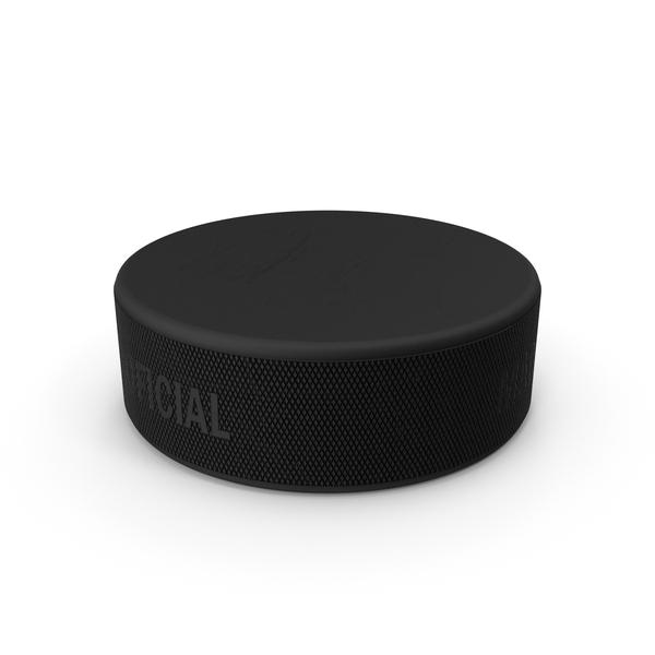 Hockey Puck Object - PNG Hockey Puck