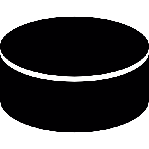 Ice Hockey Puck free icon - PNG Hockey Puck
