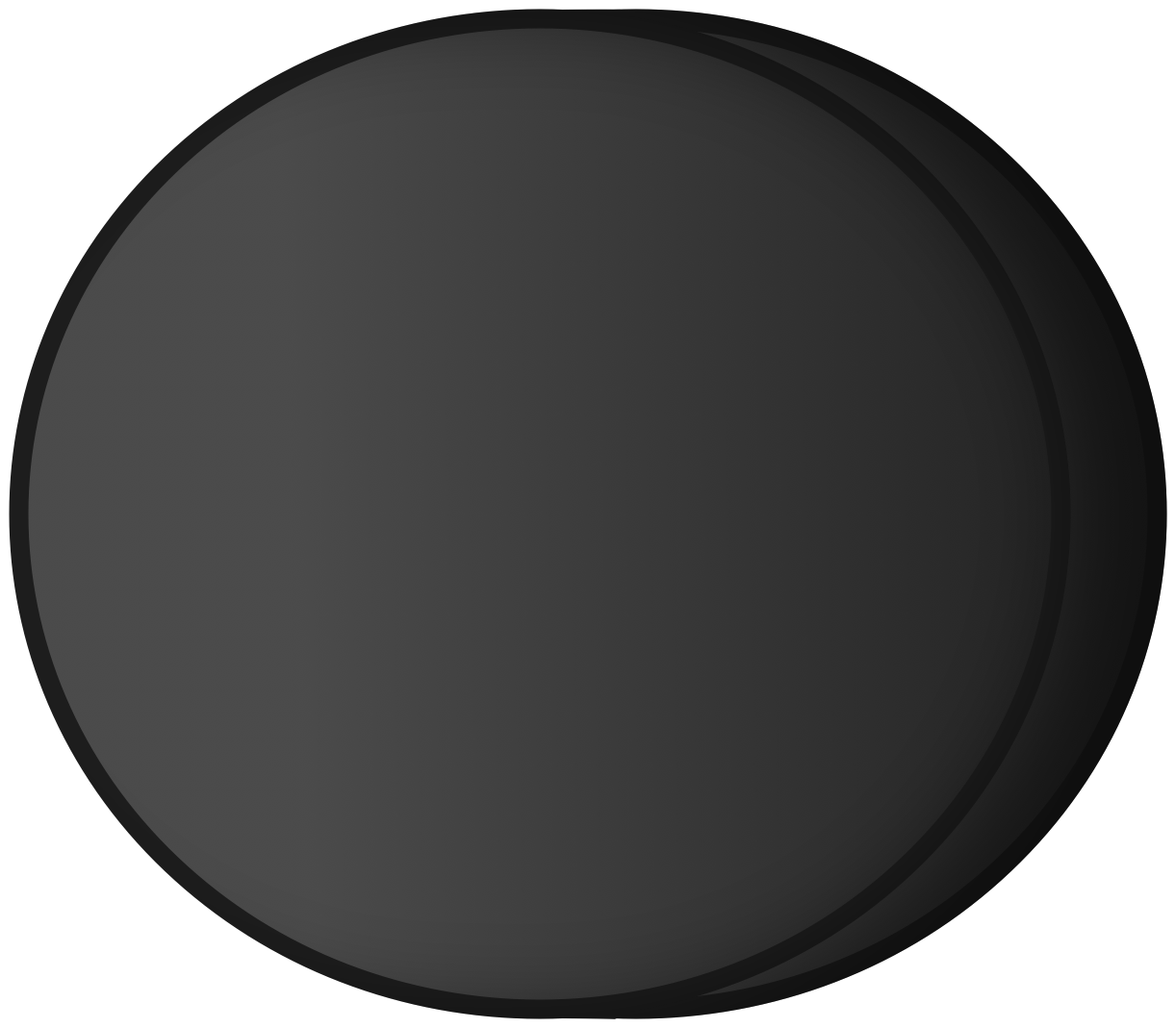 Image - Hockey Puck.png | Object Shows Community | FANDOM powered by Wikia - PNG Hockey Puck