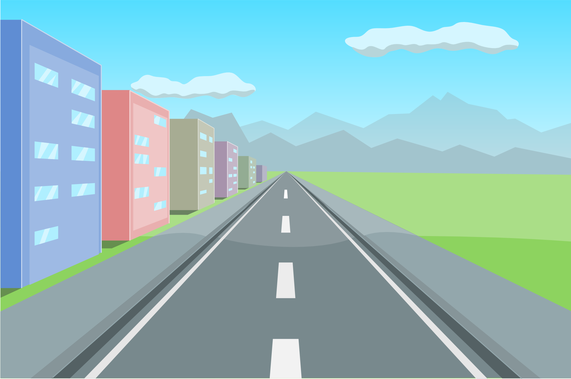 pin Iphone clipart horizontal #2 - PNG Horizontal Road