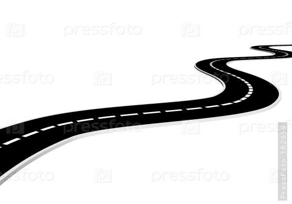 pin Path clipart horizontal road #2 - PNG Horizontal Road