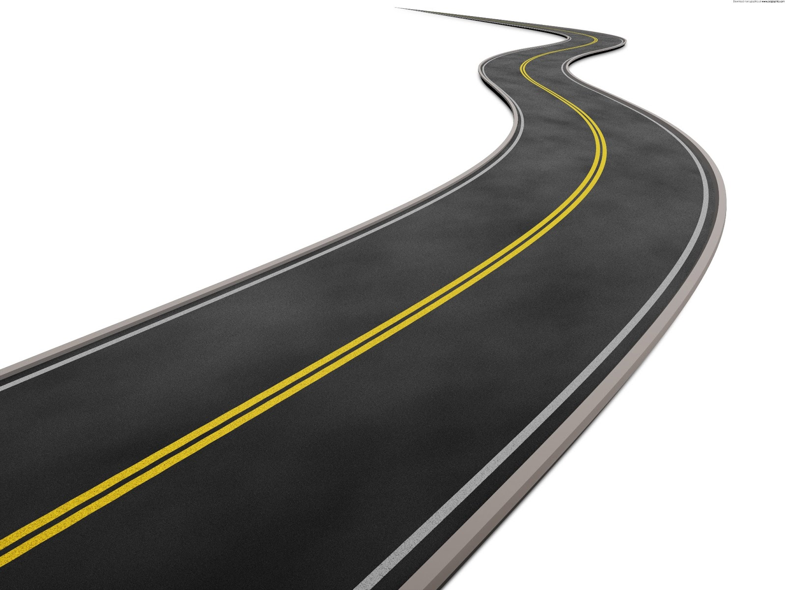 Straight Road Clipart Downloads. - PNG Horizontal Road